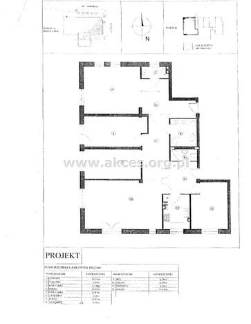 Morizon WP ogłoszenia | Mieszkanie na sprzedaż, Piaseczno, 148 m² | 0488