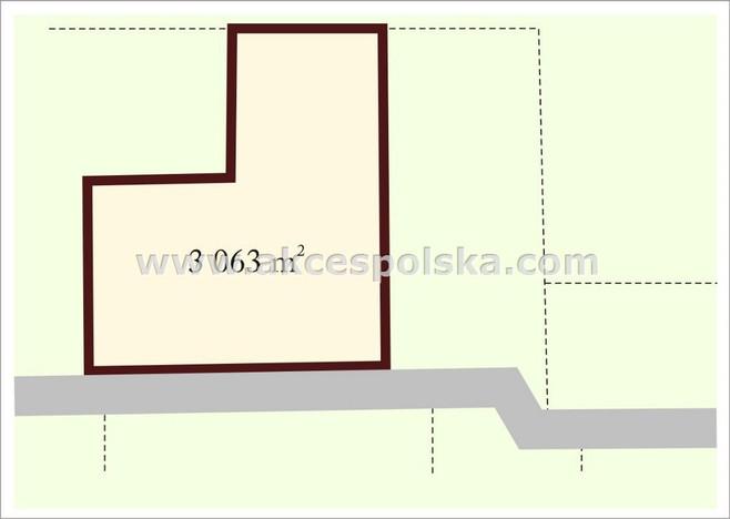 Morizon WP ogłoszenia   Działka na sprzedaż, Prażmów Puszczyka, 3063 m²   8566