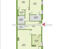 Morizon WP ogłoszenia | Mieszkanie na sprzedaż, Warszawa Powsinek, 125 m² | 3914
