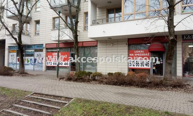 Komercyjne na sprzedaż <span>Warszawa, Mokotów, Służewiec</span>