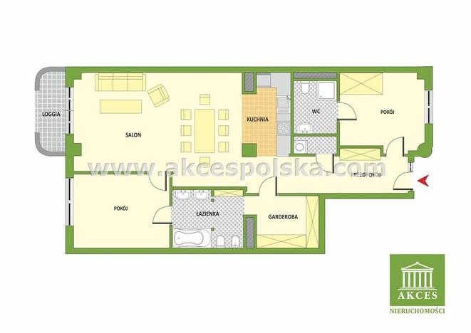 Morizon WP ogłoszenia | Mieszkanie na sprzedaż, Warszawa Sielce, 111 m² | 0037