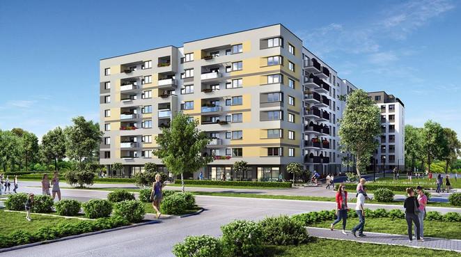 Morizon WP ogłoszenia | Mieszkanie w inwestycji Ursus. Posag 7 Panien, Warszawa, 45 m² | 0703