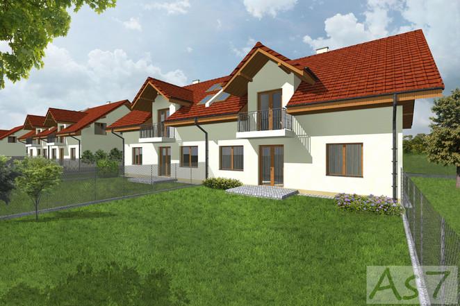 Morizon WP ogłoszenia   Mieszkanie na sprzedaż, Modlnica, 100 m²   1092
