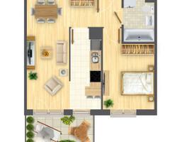 Morizon WP ogłoszenia | Mieszkanie w inwestycji Nowa Myśliwska, Kraków, 46 m² | 5684