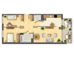 Morizon WP ogłoszenia | Mieszkanie w inwestycji Nowa Myśliwska, Kraków, 65 m² | 5699