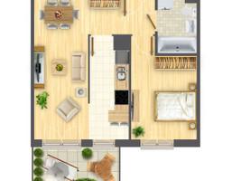 Morizon WP ogłoszenia | Mieszkanie w inwestycji Nowa Myśliwska, Kraków, 46 m² | 5683