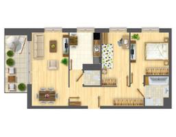 Morizon WP ogłoszenia | Mieszkanie w inwestycji Nowa Myśliwska, Kraków, 67 m² | 5687