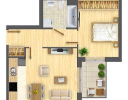 Morizon WP ogłoszenia | Mieszkanie w inwestycji Nowa Myśliwska, Kraków, 40 m² | 5689