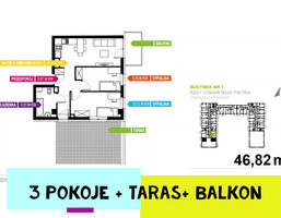 Morizon WP ogłoszenia | Mieszkanie na sprzedaż, Katowice Dąb, 47 m² | 6592