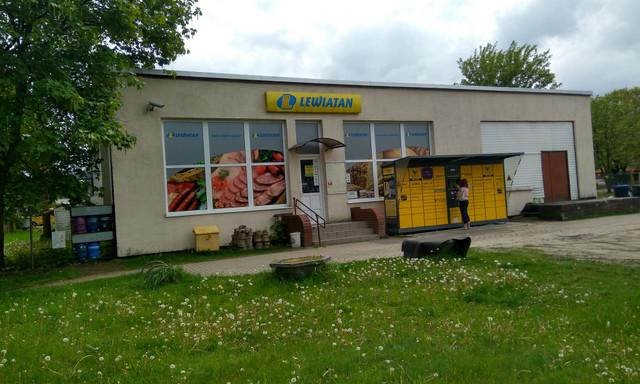 Lokal handlowy na sprzedaż <span>Drawski (pow.), Kalisz Pomorski (gm.), Kalisz Pomorski, Osiedle Dworcowa</span>