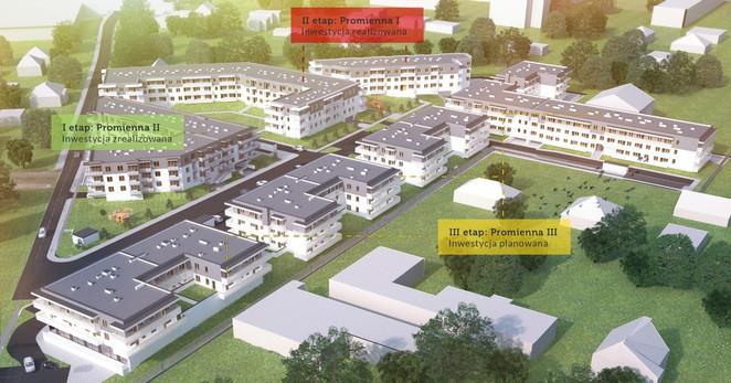 Morizon WP ogłoszenia | Mieszkanie na sprzedaż, Marki Promienna, 36 m² | 0467