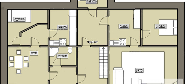 Dom na sprzedaż 250 m² Rybnik Paruszowiec-Piaski - zdjęcie 3