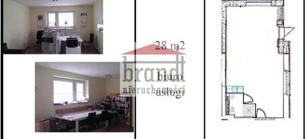 Lokal biurowy do wynajęcia 28 m² Warszawa Wilanów Wiertnicza - zdjęcie 1