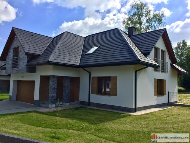 Morizon WP ogłoszenia | Dom w inwestycji Park Brzozowy, Biskupice (gm.), 246 m² | 0275