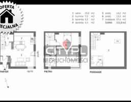 Morizon WP ogłoszenia | Dom na sprzedaż, Piaseczno, 112 m² | 3101