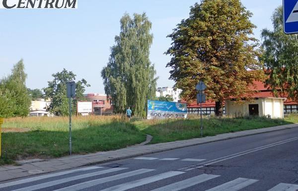 Budowlany-wielorodzinny na sprzedaż <span>Białogard, Centrum, PIŁSUDSKIEGO</span>