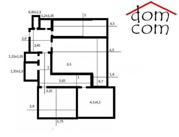 Morizon WP ogłoszenia | Mieszkanie na sprzedaż, Zabrze Centrum, 77 m² | 5526