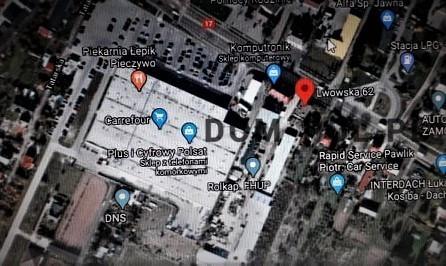 Działka na sprzedaż 3800 m² Zamość - zdjęcie 1
