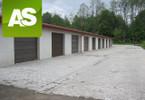 Morizon WP ogłoszenia   Garaż na sprzedaż, Zabrze Mikulczyce, 24 m²   6206