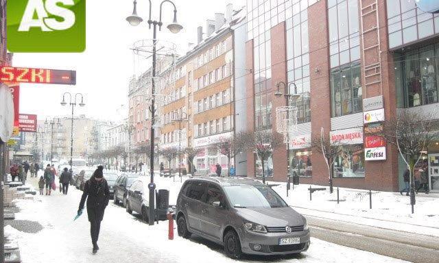 Lokal usługowy do wynajęcia <span>Zabrze, Centrum, Wolności</span>