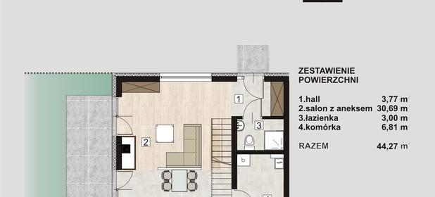 Dom na sprzedaż 89 m² Gliwice Stare Gliwice Łabędzka - zdjęcie 1