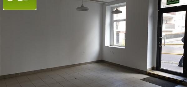 Lokal usługowy do wynajęcia 61 m² Zabrze Centrum Wajdy - zdjęcie 1