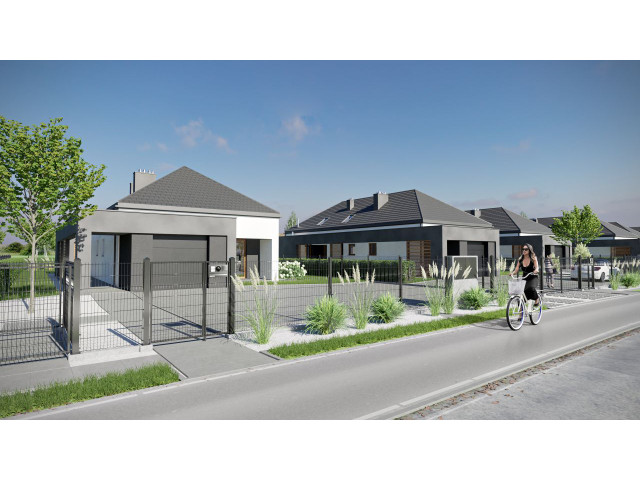 Morizon WP ogłoszenia | Dom w inwestycji OSIEDLE AURA, Świlcza, 130 m² | 6225