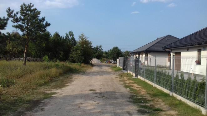 Morizon WP ogłoszenia | Działka na sprzedaż, Skrzeszew Spokojna, 1371 m² | 9523