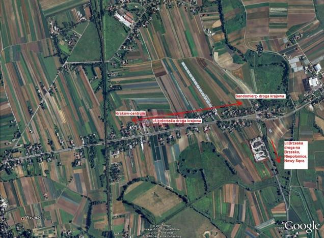 Morizon WP ogłoszenia   Działka na sprzedaż, Kraków Nowa Huta, 21100 m²   2039