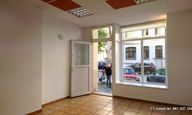 Lokal usługowy do wynajęcia <span>Wrocław, Śródmieście, Ołbin</span>