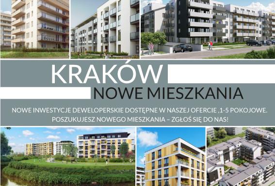 Mieszkanie na sprzedaż <span>Kraków, Swoszowice</span>