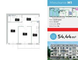 Morizon WP ogłoszenia | Mieszkanie na sprzedaż, Poznań Winiary, 54 m² | 2935