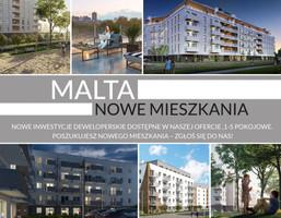 Morizon WP ogłoszenia | Mieszkanie na sprzedaż, Poznań Malta, 49 m² | 7913
