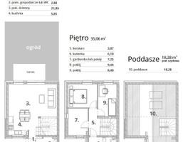 Morizon WP ogłoszenia | Dom na sprzedaż, Borówiec, 89 m² | 2510