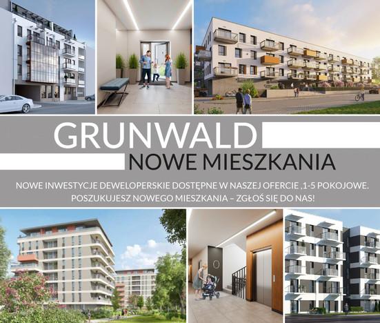 Morizon WP ogłoszenia | Mieszkanie na sprzedaż, Poznań Grunwald, 73 m² | 0812