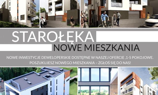 Mieszkanie na sprzedaż <span>Poznań, Starołęka-Minikowo-Marlewo, Starołęka</span>