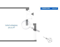 Morizon WP ogłoszenia | Lokal na sprzedaż, Łódź Śródmieście, 36 m² | 7043