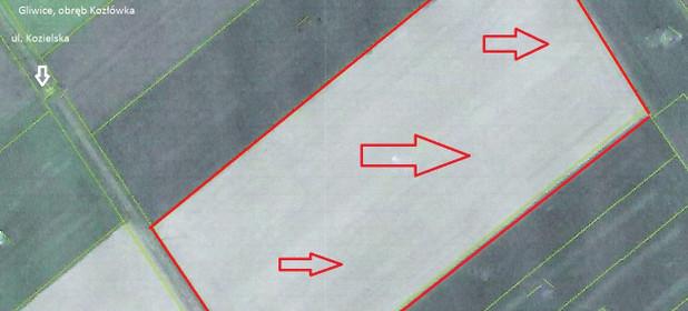 Grunt handlowo-usługowy na sprzedaż 24241 m² Gliwice Wojska Polskiego Kozielska - zdjęcie 1