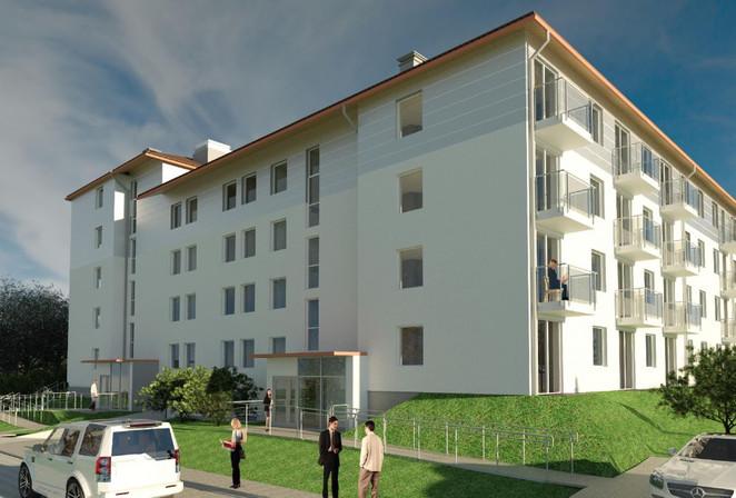 Morizon WP ogłoszenia   Mieszkanie na sprzedaż, Gdańsk Łostowice, 38 m²   2431