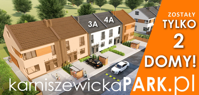 Morizon WP ogłoszenia | Dom w inwestycji KARNISZEWICKA PARK, Pabianice, 141 m² | 6072