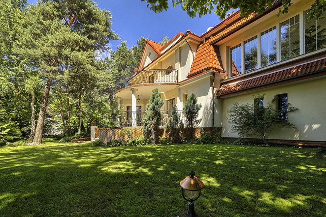 Morizon WP ogłoszenia | Dom na sprzedaż, Józefów, 630 m² | 7467