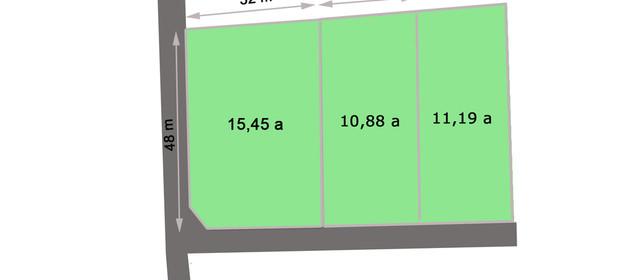 Działka na sprzedaż 1088 m² Nowy Sącz Juranda - zdjęcie 2