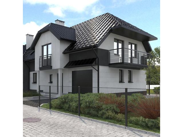 Morizon WP ogłoszenia   Dom w inwestycji Bogucianka, Kraków, 156 m²   1319
