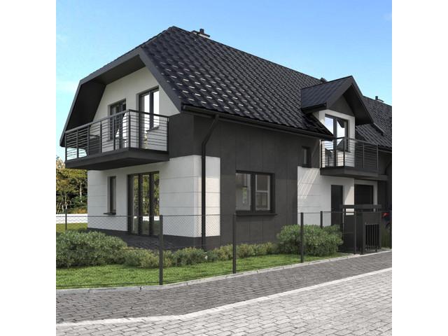 Morizon WP ogłoszenia   Dom w inwestycji Bogucianka, Kraków, 149 m²   1313