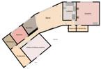 Morizon WP ogłoszenia | Mieszkanie na sprzedaż, Zabrze Os. Kopernika, 80 m² | 4970