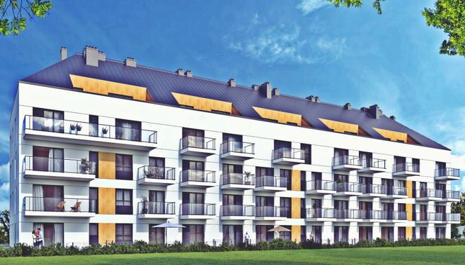 Morizon WP ogłoszenia | Mieszkanie na sprzedaż, Jeziorna Warszawska, 56 m² | 6927