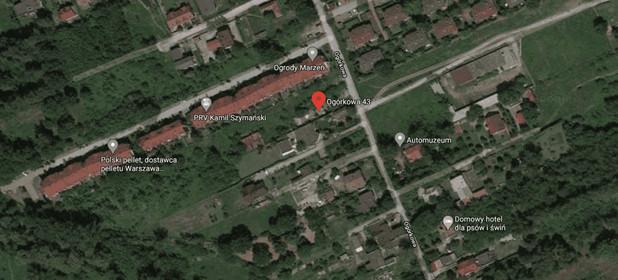 Działka na sprzedaż 6731 m² Warszawa Wawer Ogórkowa 43 - zdjęcie 1