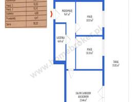 Morizon WP ogłoszenia | Mieszkanie na sprzedaż, Bydgoszcz Szwederowo, 58 m² | 7423