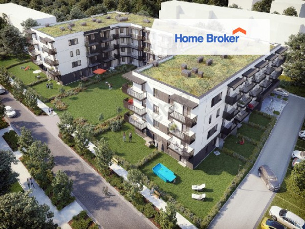 Morizon WP ogłoszenia | Mieszkanie na sprzedaż, Kraków Dębniki, 48 m² | 3459