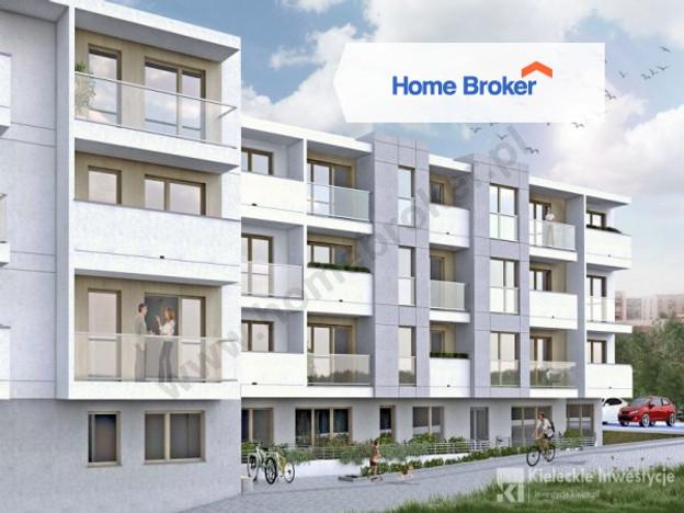 Morizon WP ogłoszenia   Mieszkanie na sprzedaż, Kielce Na Stoku, 68 m²   9114